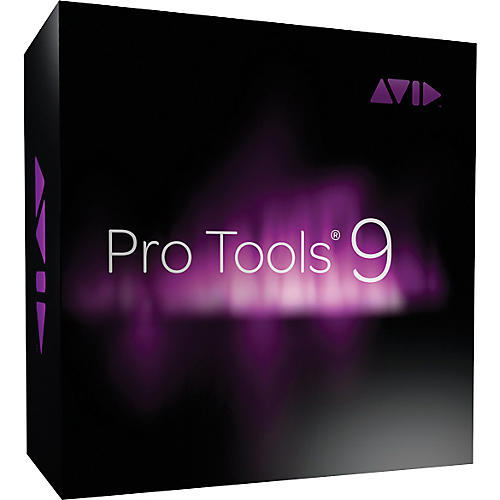 Avid Pro Tools 9 Crossgrade from Pro Tools M-Powered