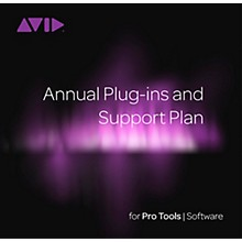 Avid Pro Tools Annual Plug-in and Support Plan