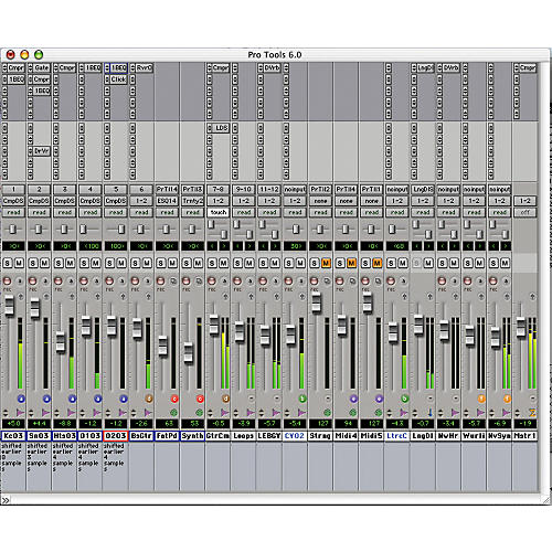 Digidesign Pro Tools LE 6.4 Software Upgrade