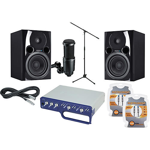 Digidesign Pro Tools Mbox 2 Package