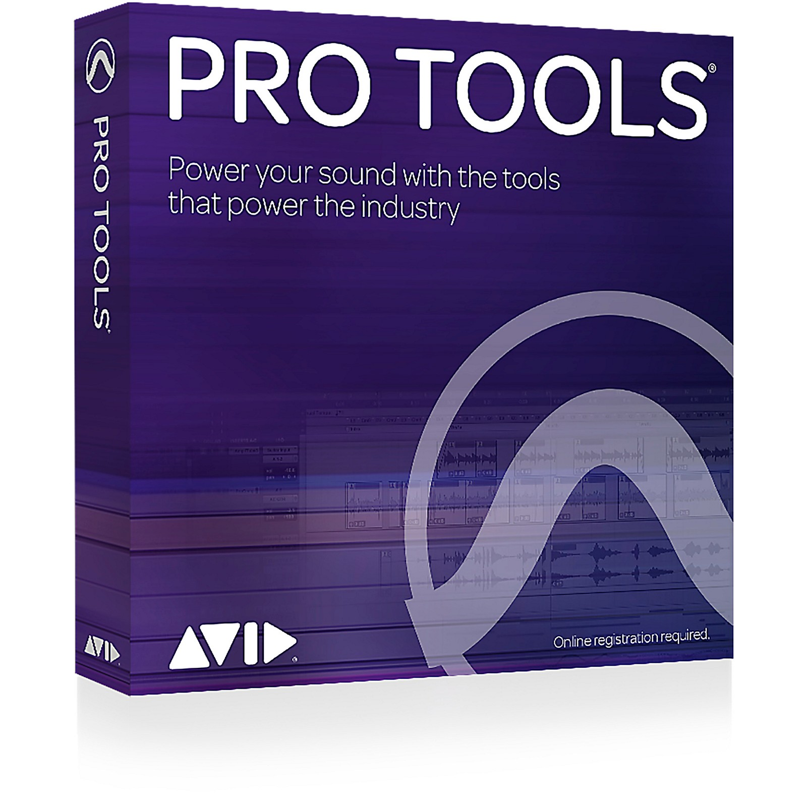 Avid Pro Tools Perpetual 1-Year + Update/Support (Download)