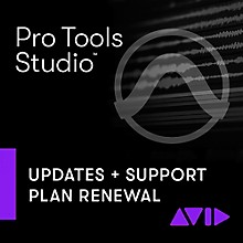 Avid Pro Tools RENEWAL 1-Year of Updates + Support for Perpetual License (Download)