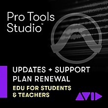 Avid Pro Tools RENEWAL 1-Year of Updates + Support for Students/Teachers Perpetual License (Download)