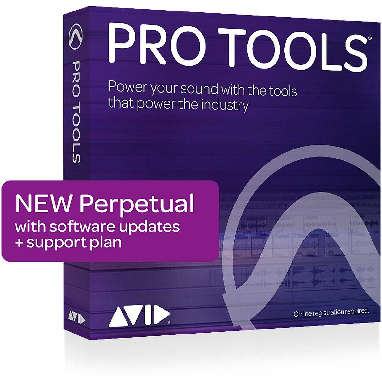 Avid Pro Tools   Ultimate Perpetual (Boxed)