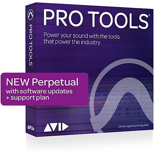 Avid Pro Tools | Ultimate Perpetual (Boxed)