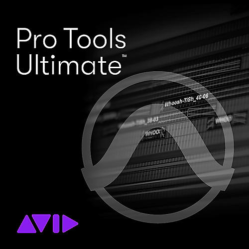 Avid Pro Tools | Ultimate Perpetual Upgrade from Pro Tools (Download)
