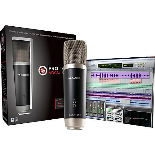 M-Audio Pro Tools Vocal Studio