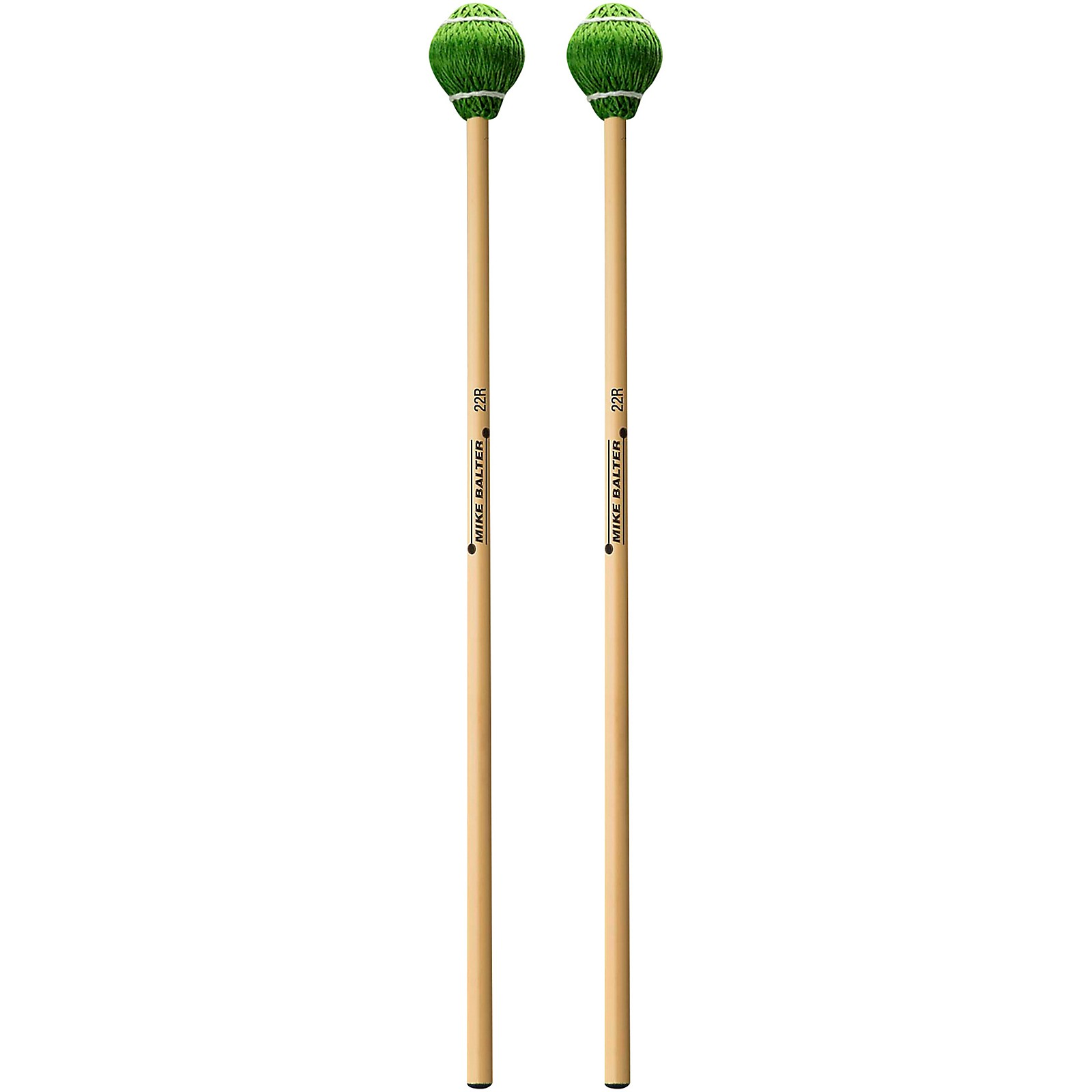 Balter Mallets Pro Vibe Series Rattan Handle Keyboard Mallets