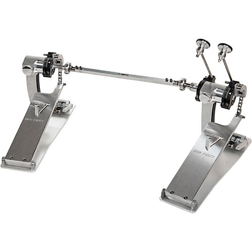 Trick Drums Pro1-V BigFoot Chain Drive Double Bass Drum Pedal
