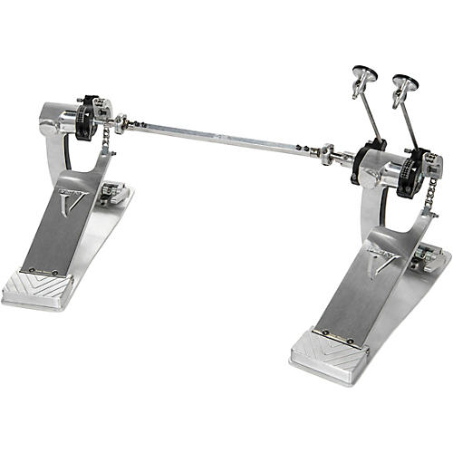 Trick Drums Pro1-V ShortBoard Low Mass Chain Drive Double Bass Drum Pedal