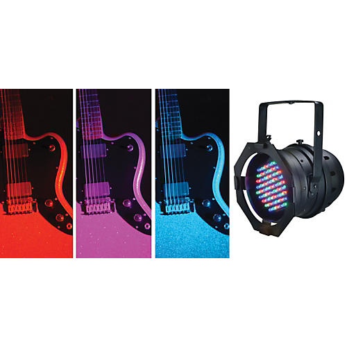 American DJ Pro64B LED PAR Can with Remote