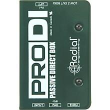 Open BoxRadial Engineering ProDI Passive Direct Box
