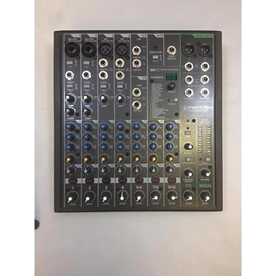 Mackie ProFX10 Unpowered Mixer