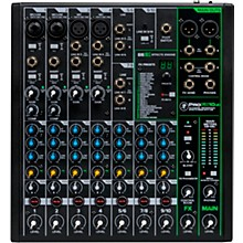Open Box Mackie ProFX10v3 ProFX10v3 10-Channel Professional Effects Mixer with USB