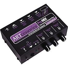 Open BoxART ProMIX 3-Channel Microphone Mixer