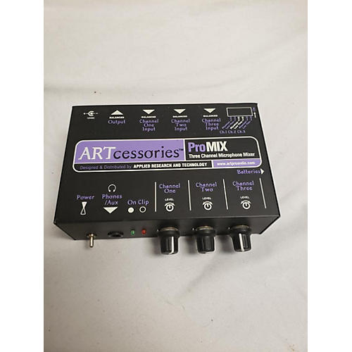 Art ProMIX 3-Channel Unpowered Mixer