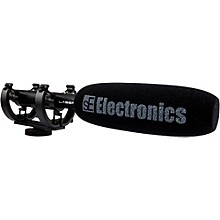 Open BoxsE Electronics ProMic Laser On-Camera Shotgun Microphone