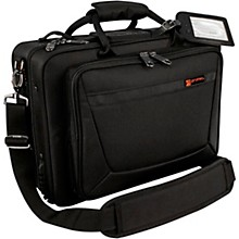 Open BoxProtec ProPac Carry-All Clarinet Case