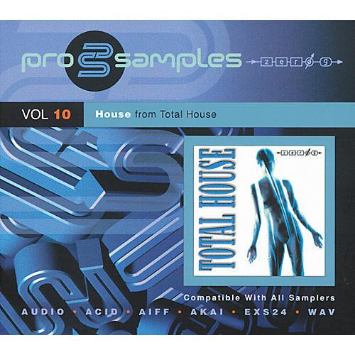 EastWest ProSamples Volume 10 House CD ROM