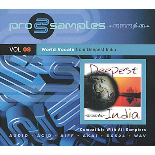 EastWest ProSamples Volume 8 World Vocals CD ROM