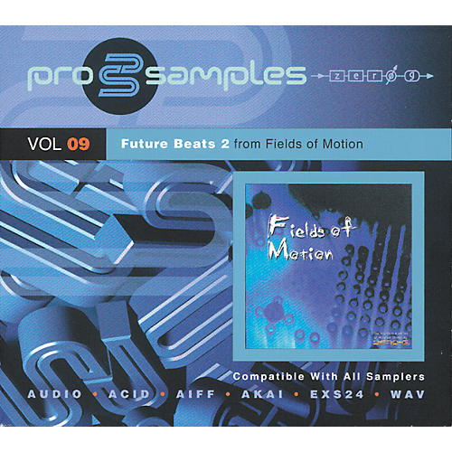 EastWest ProSamples Volume 9 Future Beats 2 CD ROM