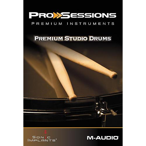 M-Audio ProSessions Premium Studio Drums