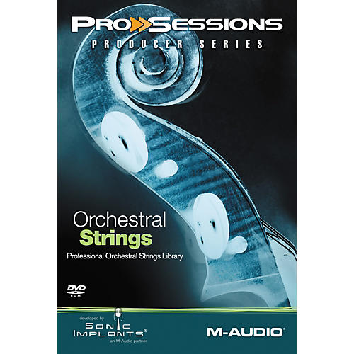 Sonic Implants ProSessions Producer Orchestral Strings