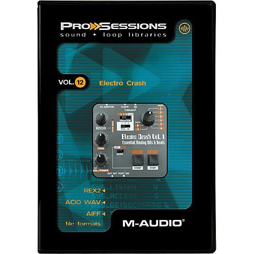 M-Audio ProSessions-Vol 12 Electro Crash