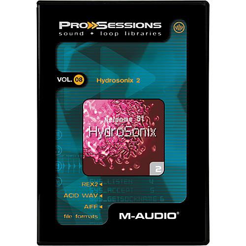 M-Audio ProSessions-Vol 8 Hydrosonics Disc 2