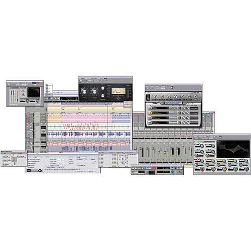 M-Audio ProTools M-Powered 7.4 Educational Edition - 5 seat Lab Pack
