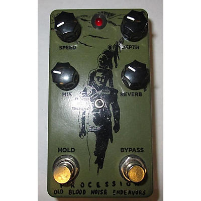 Old Blood Noise Endeavors Procession Effect Pedal