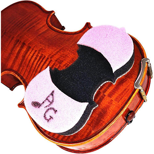 AcoustaGrip Prodigy Pink Violin and Viola Shoulder Rest