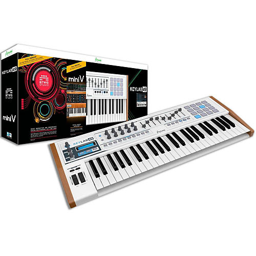 Producer Pack 49 KeyLab 49 Bitwig Pack