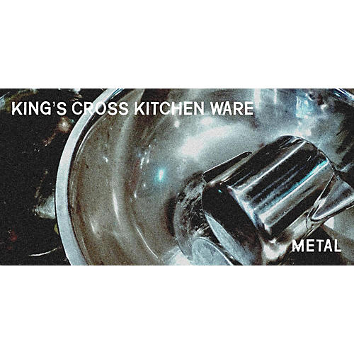 Spitfire Producer Portfolio: King's Cross Kitchenware #1 Metal
