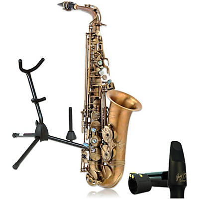 P. Mauriat Professional Alto Saxophone Kit