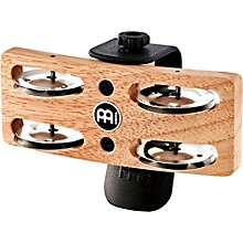 Meinl Professional Heel Tambourine with Adjustable Mount