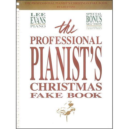 Hal Leonard Professional Pianist's Christmas Fake Book