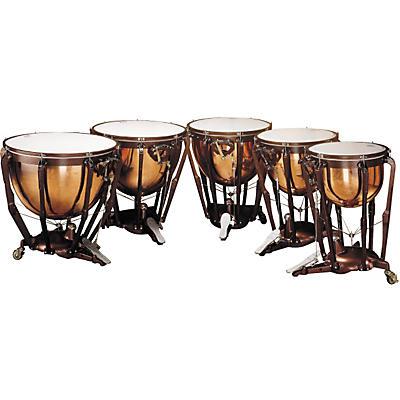 Ludwig Professional Polished Copper Timpani