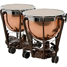 Adams Professional Series Generation II Hammered Copper Timpani, Set of 2