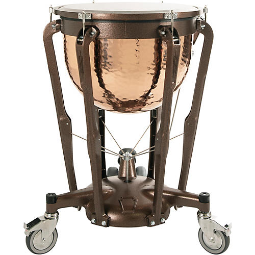Ludwig Professional Series Hammered Copper Timpani with Gauge 29 in.