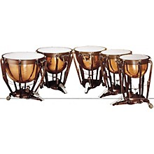 Professional Series Hammered Timpani Concert Drums Lkp523Kg 23 in. With Pro Tuning Gauge