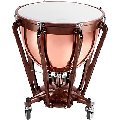 Ludwig Professional Series Polished Copper Timpani with Gauge