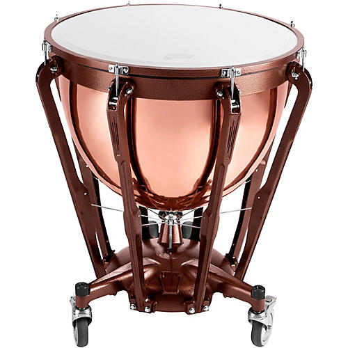 Ludwig Professional Series Polished Copper Timpani with Gauge 23 in.