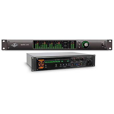 Universal Audio Professional Streamlined Summing Bundle with Apollo x16 Heritage Edition and Dangerous 2-BUS+