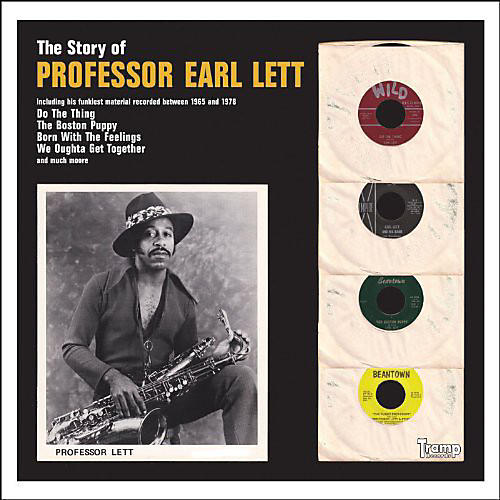 Alliance Professor Earl Lett - Story of
