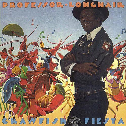 Alliance Professor Longhair - Crawfish Fiesta