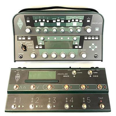 Kemper Profiler Head Non Powered W/ Remote Solid State Guitar Amp Head