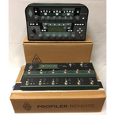 Kemper Profiler Head Non Powered With Remote Guitar Amp Head