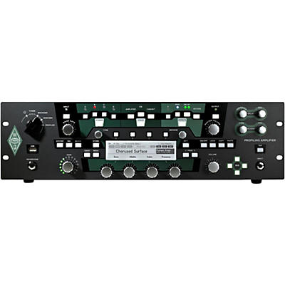 Kemper Profiler PowerRack 600W Class-D Profiling Guitar Amp