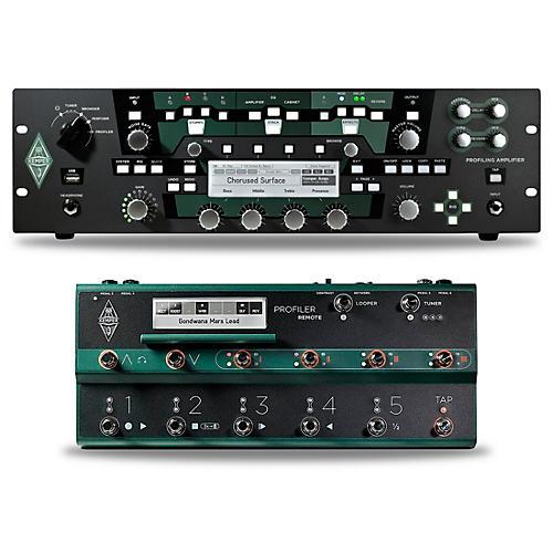 Kemper Profiler PowerRack 600W Class-D Profiling Guitar Amp with Remote